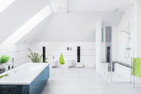 Rénover sa salle de bain, avec un budget raisonnable