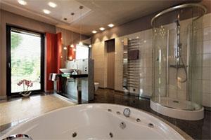 Trouver des idées et des modèles de salles de bain à l'italienne